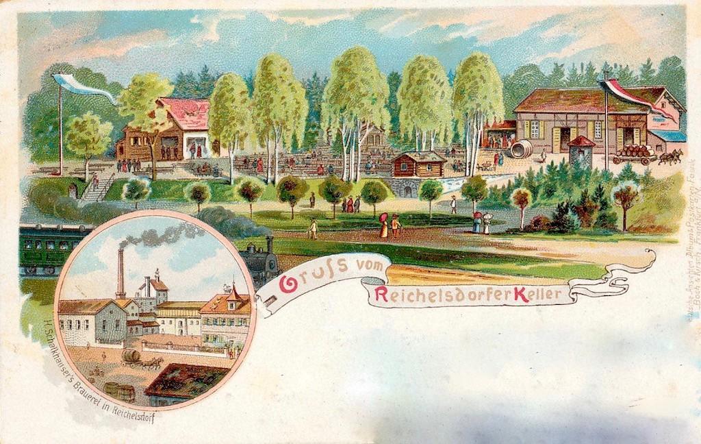 1901 Reichelsdorf Brauerei (1)